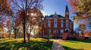 Depauw University in Greencastle
